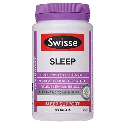 FXQ Ultiboost Sono Repousante Sono 100 Comprimidos Ajudar Natural & Ajuda A Aliviar A Tensão Nervosa, ajudar a Minimizar Os Desafios do Sono