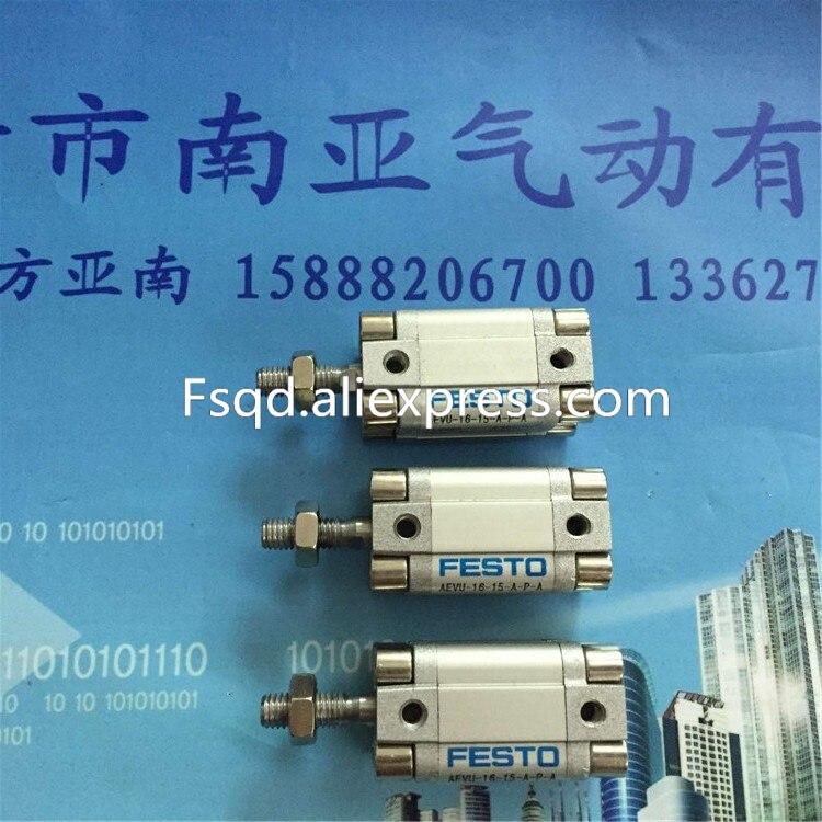 AEVU-12-15/20/25/30-A-P-A   FESTO Compact cylinders adn 12 60 a p a adn 12 70 a p a adn 12 80 a p a adn 12 90 a p a adn 12 100 a p a compact cylinders pneumatic components