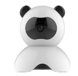 Wireless surveillance camera 360 Degree High Wireless Mobile Phone Connect Meng Meng Panda Security Defence Monitor Camera цена и фото