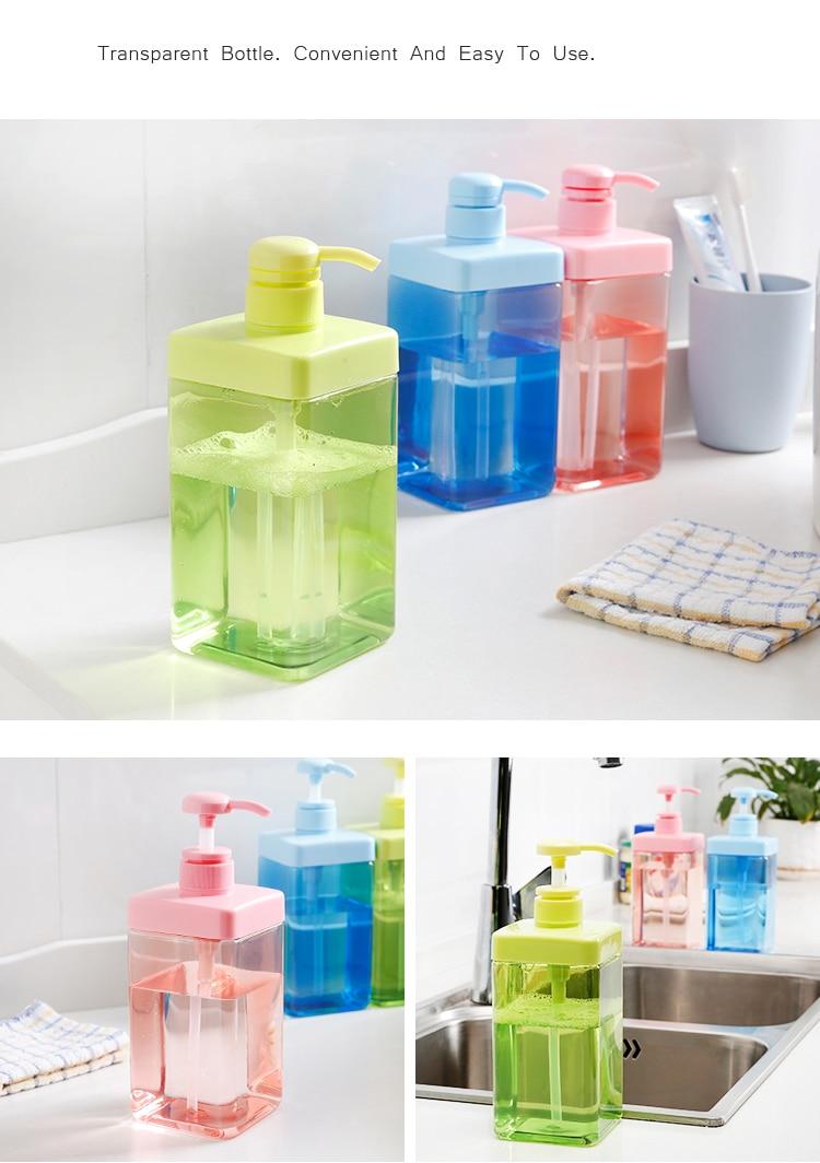 HTB1q0UnatfvK1RjSspfq6zzXFXa6 OYOURLIFE 800ml High Capacity Liquid Soap Dispenser Cosmetics Bottles Bathroom Hand Sanitizer Shampoo Body Wash Lotion Bottle