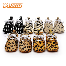 Baby Girl Shoes Newborn Genuine Leather