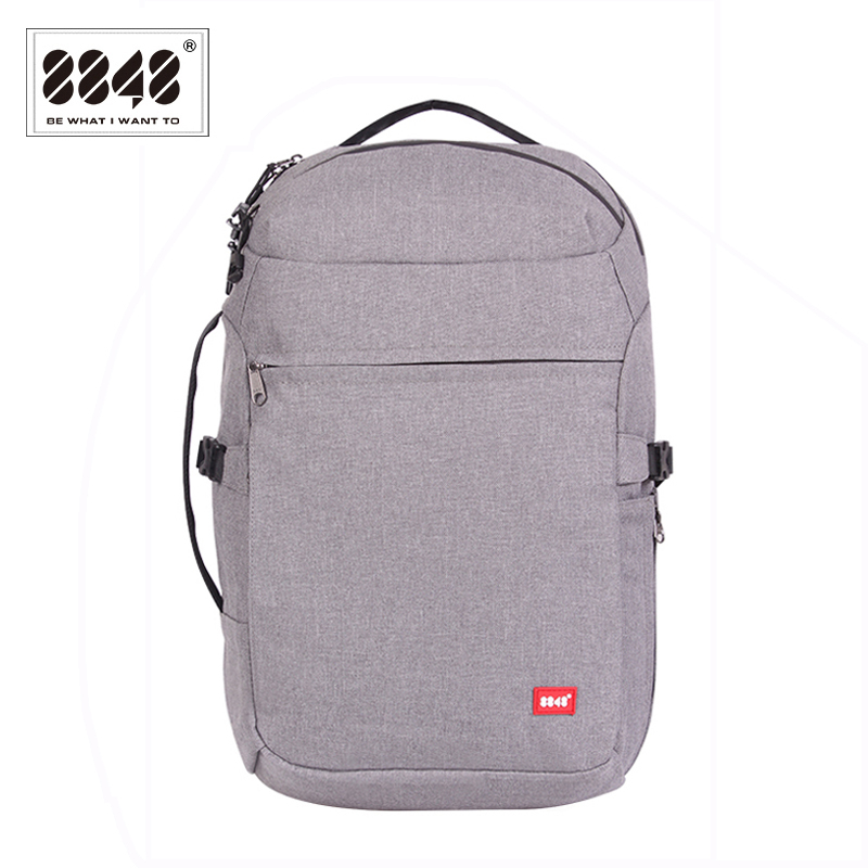 8848 New Anti-thief Waterproof Polyester Backpack Custom Lock Design Men Business Bag Message Backpack Fashion Travel 8848 backpack women s daypack stylish laptop backpack school bags men anti thief design waterproof travel backpack 132 028 011