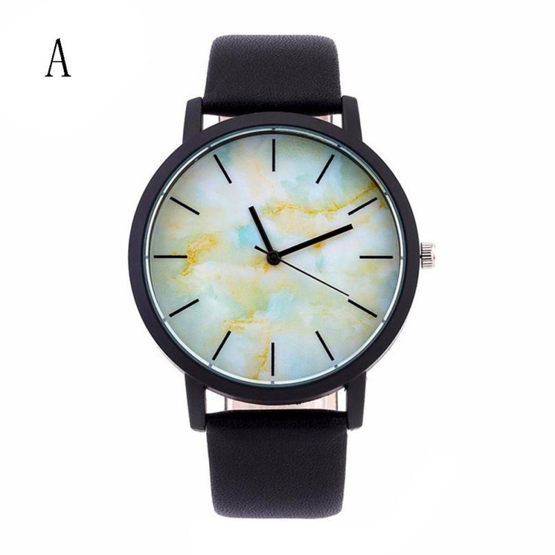 Watches watches women Willby Men Luxury Stainless Steel Quartz Marble crack Wrist Watch Reloj Hombre watch DEC07 adjustable wrist and forearm splint external fixed support wrist brace fixing orthosisfit for men and women