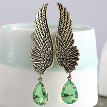 vintage ear cuff earrings for women clip on angle wings earcuff no pierced gothic cuffs orecchini wraps