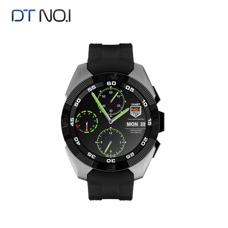 Dt n° 1 g5 smart watch mtk2502c bluetooth smartwatch relojes deportivos a prueba