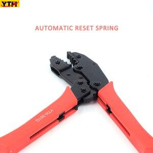 Image 2 - YTH électricien multioutil câble pince à sertir Terminal pince à sertir 1.09 6.48mm outil à sertir outils à main pince multioutils
