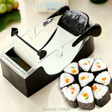 New Kitchen Perfect Magic Roll Easy Sushi Maker Cutter Roller DIY Kitchen Perfect Magic Onigiri Roll Tool Sushi Roller Accessory