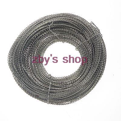 Widely Used Iron thread Sealing Lead Sealing Wire Two Shares 35M/Roll