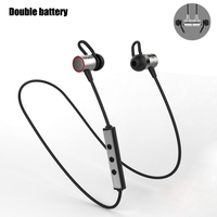 Sport Bluetooth Earphones Wireless Bluetooth Headphone Stereo Magnetic Blutooth Earbuds With Mic Hands Free Headset For