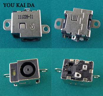 Original 100X Brand DC Power Jack Connector For HP DV3000 DV6-6000 TM2 DV6-7000 envy17 DC Jack DV7-6000 2133 2140 2100