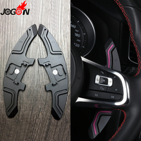 Metal Car Steering Wheel Paddle Extension Shifter Replacement For VW GOLF GTI R GTD GTE MK7