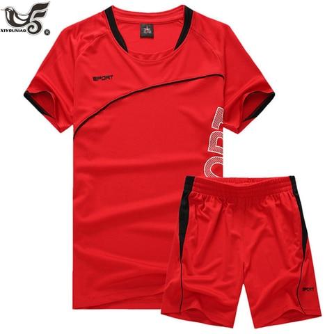 Summer Short Sets Men Casual Suits Sportswear Tracksuit Male Outwear Sweatshirts Hoodies joggers sporting T Shirt +Pants Karachi