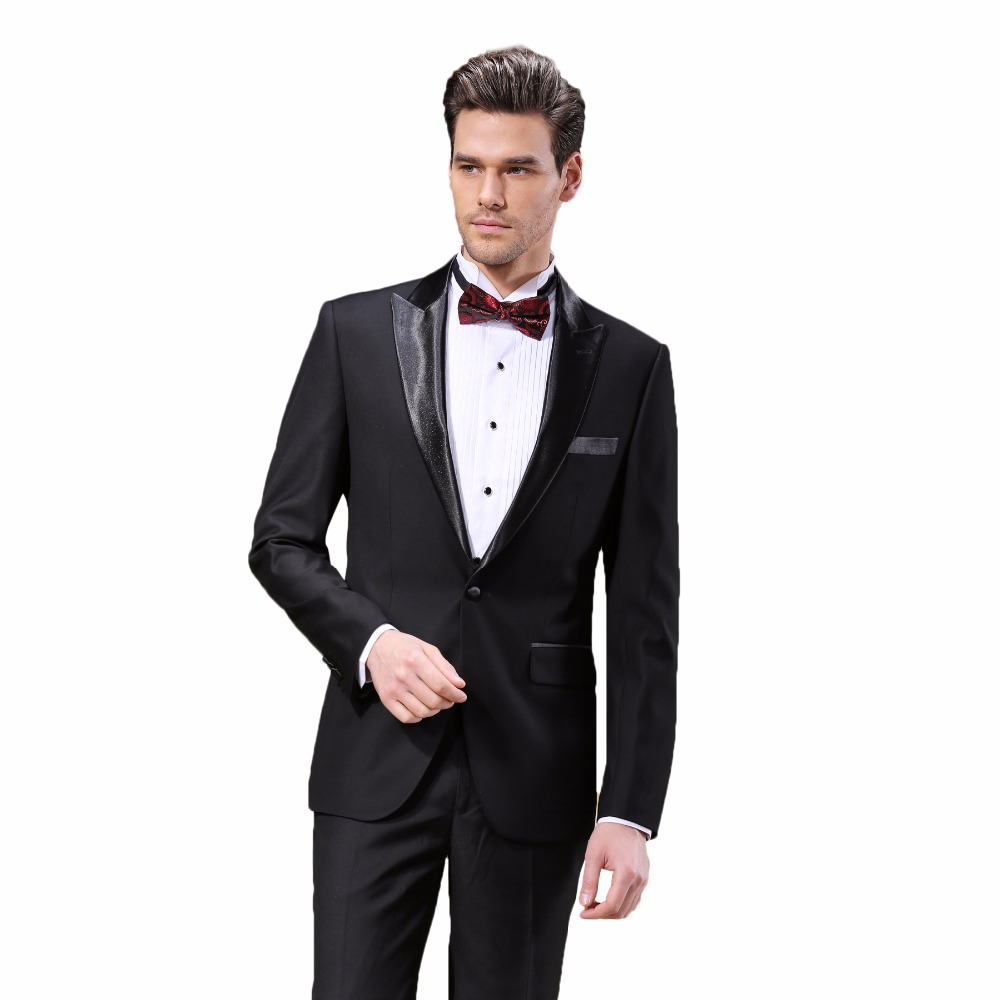 Only Accept Custom Tailor Service DAROuomo Latest Coat Pant Designs Tuxedos Suits For Men