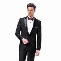 2015 Latest Coat Pant Designs Tuxedos For Men High Quality Plus Size Mens Suits Wedding Groom