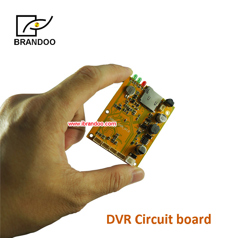 FHD 1channel DVR module motherboard circuit board for Diving equipment ,Visual doorbell, Embedded industrial equipment embedded industrial motherboard pc3000e board