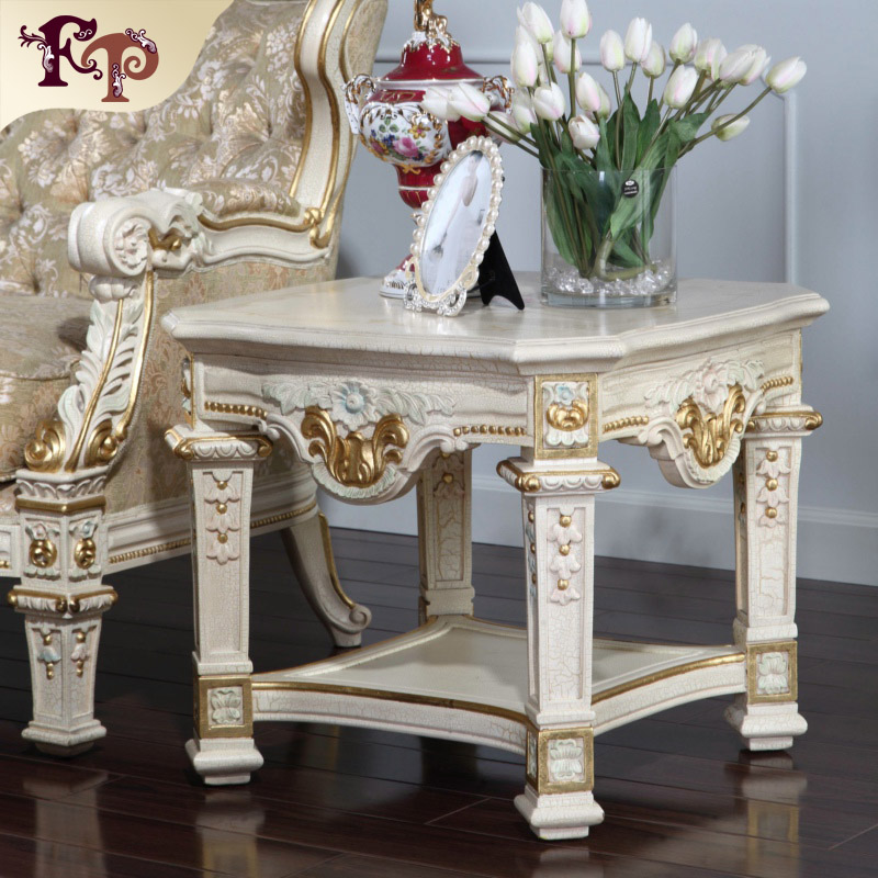 antique hand carved wood furniture -High quality factory price Home furniture