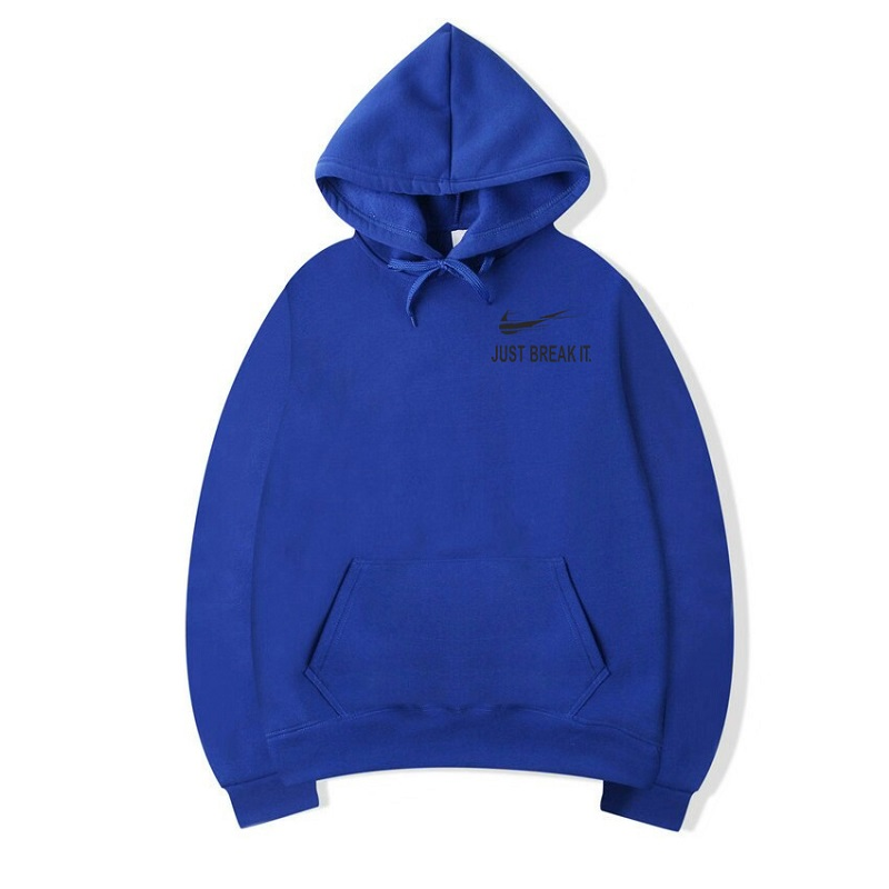 2018 Male/Female Hoodeds Pullover Hoody New Dragon Ball JUST BREAK IT Printed Sportswear Men Sweatshirt Simpson Hoodies