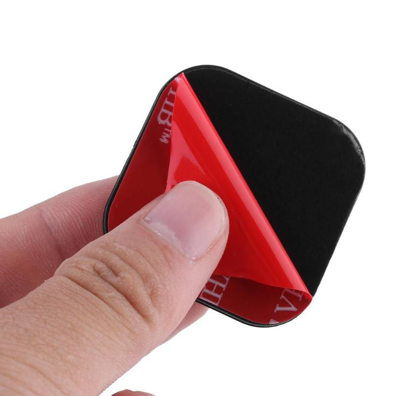 <font><b>Bike</b></font> Bicycle Mobile Phone <font><b>Sticker</b></font> Mount Phone Holder Riding Strong Adhesive Support Stand Back Button Paste Adapter <font><b>GPS</b></font> Bracket image