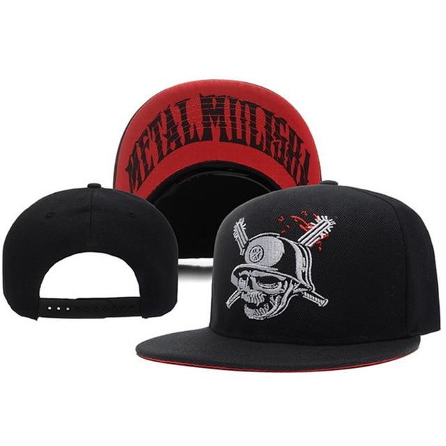 2016 Fashion Metal Mulisha Adjustable Baseball Hat Best Quality Brand Hip  Hop Snapback Cap For Men 4838df76102d