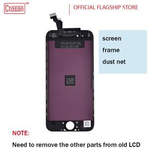 Image 3 - 5 יח\חבילה 100% AAAA מקורי LCD מסך עבור iPhone 6S בתוספת מסך LCD תצוגת Digitizer מגע מסכי החלפת צגי LCD dhl
