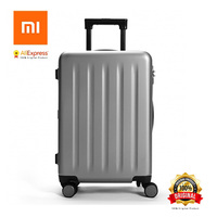 Xiaomi 90 points trolley suitcase password caster male and female students 20 inch 24 inch portable boarding luggage