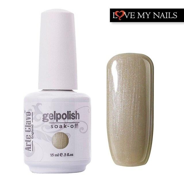 Eco Friendly Cosmetic Arte Clavo Gelpolish Nail Gel Polish Colors ...