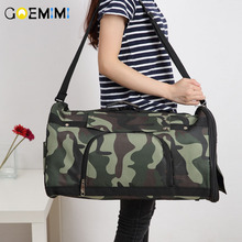 New Outdoor Foldable Carrier Bags Dog Camouflage Fashion Slings Bag Supplies XS-L Size Pet Travel Handbag