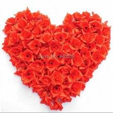 100 pçs/lote bonito mini doces cor rose Flor Artificial Silk Heads Cabelo festa de Casamento vestir pétalas de rosa para casamentos FW112(China (Mainland))