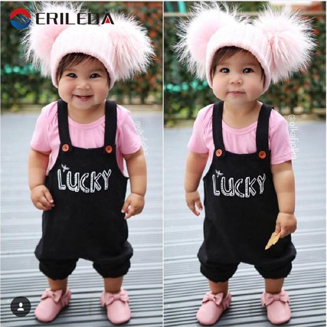 Chapéus do bebê 13 cm de Pele De Guaxinim Chapéus Para Meninas Inverno das Crianças Chapéus com Duas Bolas De Guaxinim No Top de Moda de Nova Marca Meninas Caps