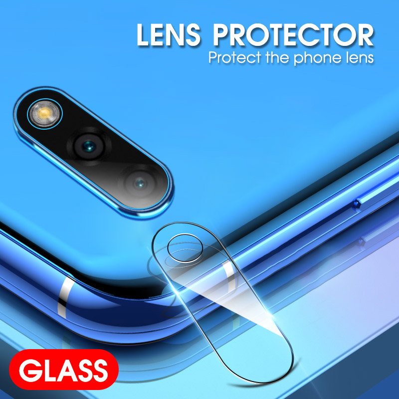 Protective Lens Tempered Glass For Huawei Honor 7C 7A Pro 8X 8C Note 10 Magic 2 10 9 Lite Play V20 V10 HD Camera Protector(China)