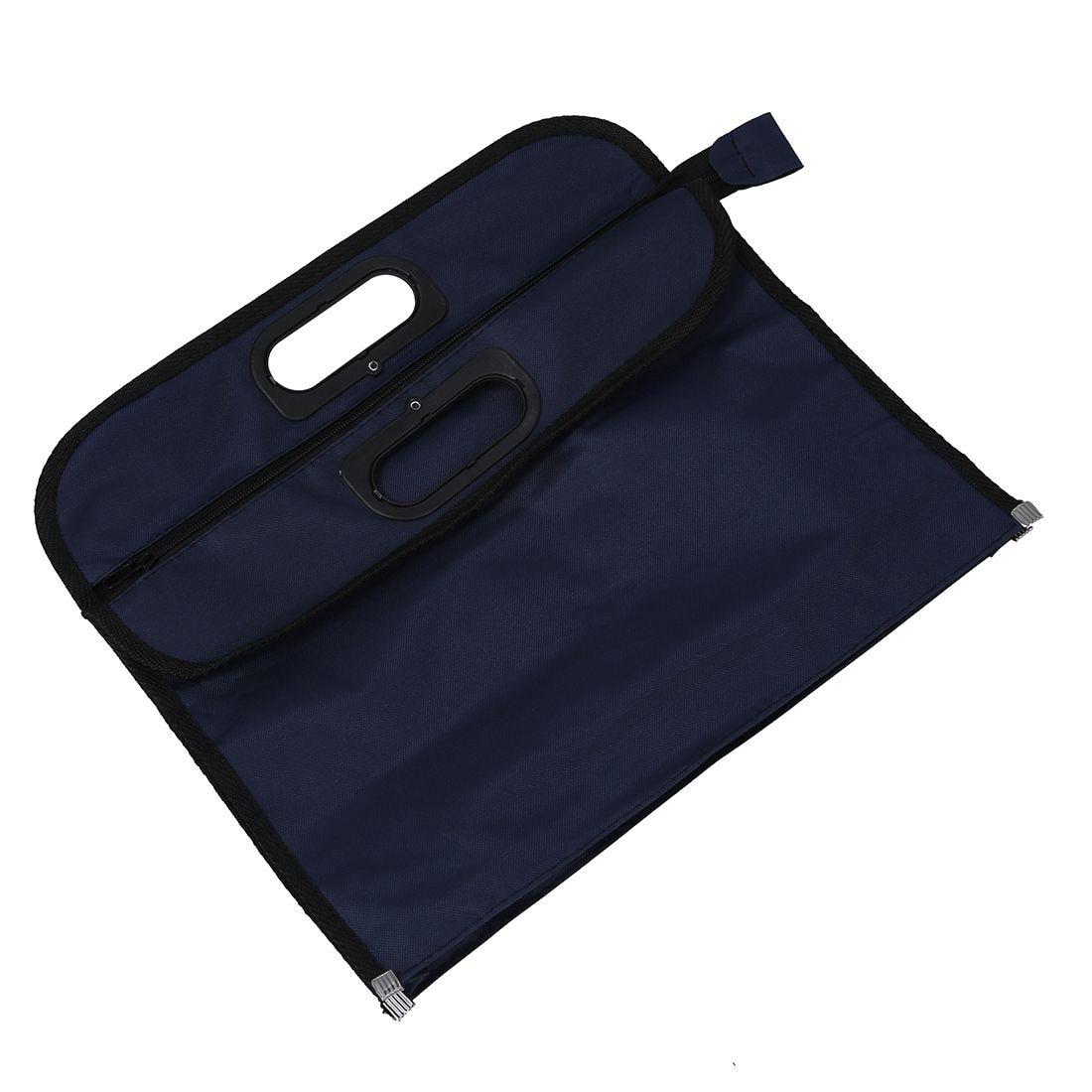 PPYY NEW -Nylon File Folder Document Bag/Organizer/Portfolio