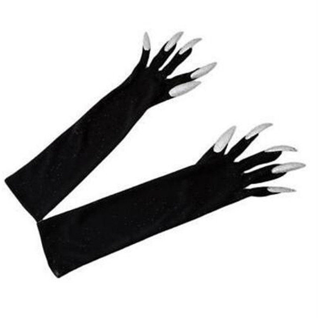 Online Shop 1Pair Halloween Party Decoration Cosplay Long Nail ...