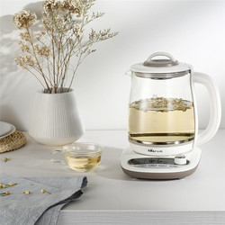 1.8L Hot Tea Makers Timing High Quality Electric Kettle Reservation Heat Preservation Electric Kettle Flower Teapot
