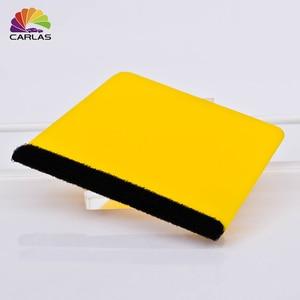 Image 3 - 7.5*11cm אוטומטי מוצרים ויניל רכב לעטוף רך 99 הרגיש קצה מגרד הרגיש מגב רכב מדבקות מדבקות לעטוף המוליך ניקוי כלים
