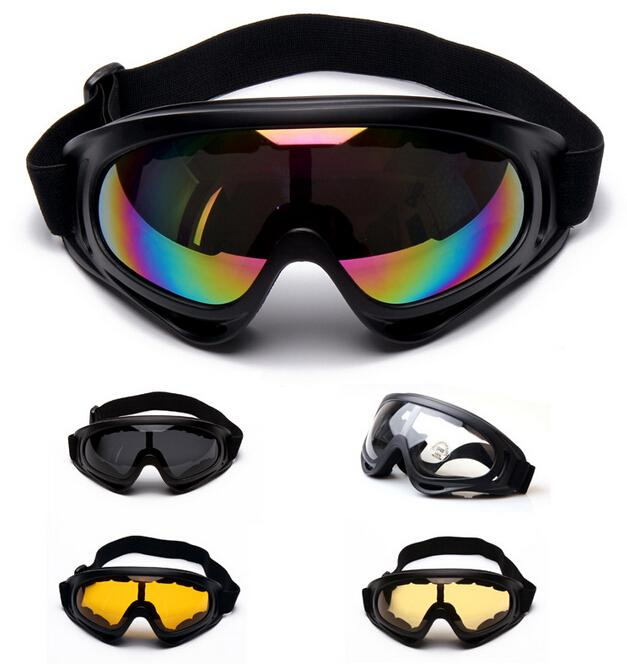Outdoor Motorcycle Cycling Glasses X400 Goggles Bike Safety Goggles Glasses