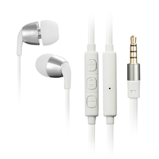 Wallytech HONEYBEE 2 Metallic in-ear Earphones with Mic+Volume Control Noise Isolating earphone for iPhone 6s, 6 Plus 5,5s,5c s6 3 5mm in ear earphones headset with mic volume control remote control for samsung galaxy s5 s4 s7 s6 note 5 4 3 xiaomi 2