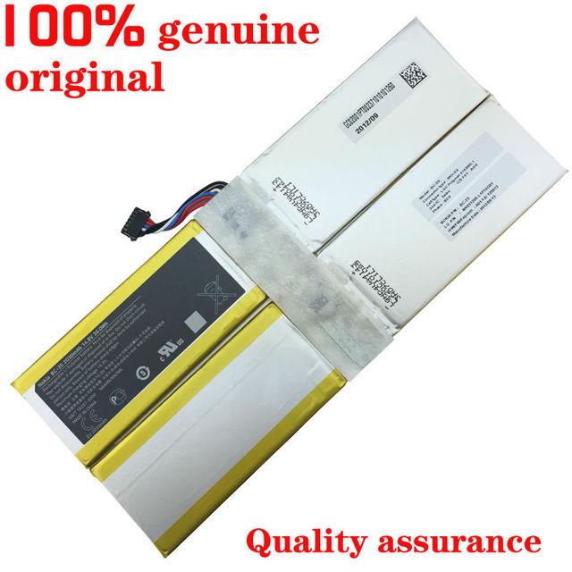 Original novo tablet da bateria para nokia lumia 2520 bc-3s14.8v 2030 mah 30wh