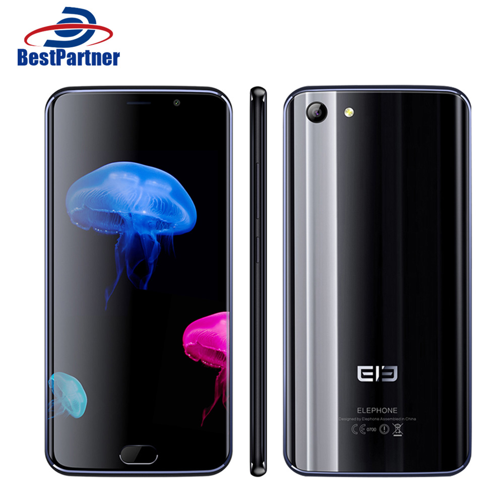 Original Elephone S7 Mobile Phone Helio X20 Deca Core 5 5inch 4GB RAM 64GB ROM Android