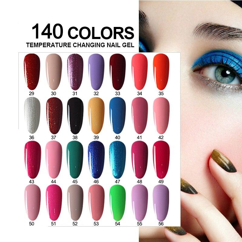 0029056 UV nail gel Sapphire Gel M ladea Gel Polish 8 3ml Color Bottle Soak