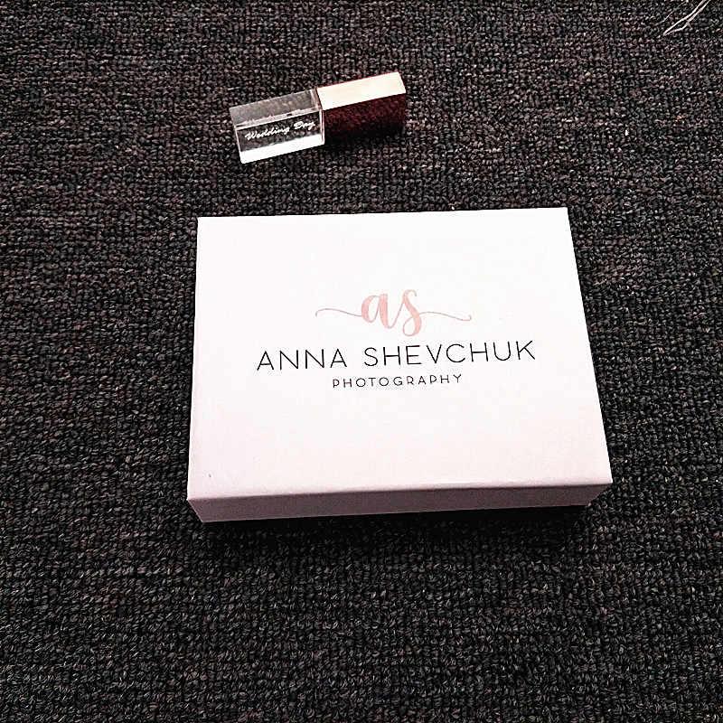 Пользовательский логотип розовое золото USB 2,0 флэш-накопитель