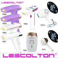 100% original all series Lescolton Permanent Laser Hair Removal Device IPL Epilator Depilador Facial Hair Remover machine