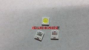 Image 2 - يوني LED الخلفية عالية الطاقة LED 1 واط 3537 3535 90LM كول الأبيض LCD الخلفية لتطبيق التلفزيون التلفزيون