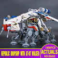 Лепин 05053 1788 Шт. Подлинная Новый Звездные Войны Серия Республики Челнока Набор Строительные Блоки Кирпич Детей Игрушки 10195
