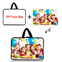 Customized Neoprene Laptop Sleeve 17 3 Pouch For Macbook Support Wholesale Free Shipping