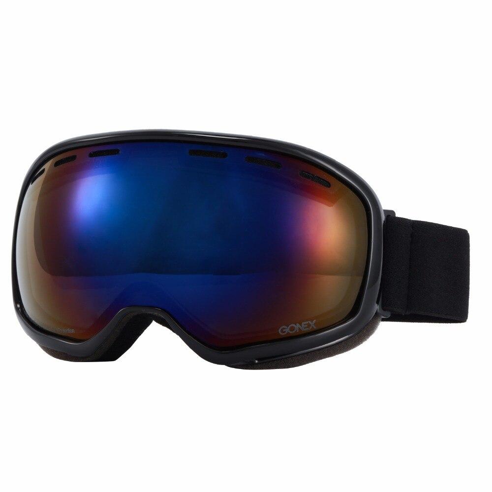 Gonex 2019 otg óculos de esqui snowboard