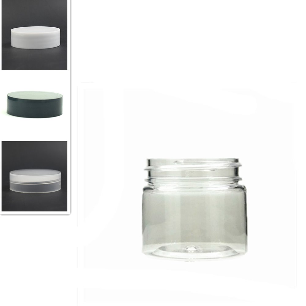 24pcs/lot 25ml Pet  Jar With Plastic Cap ,cream Jar,Cosmetic Case,Cosmetic Packaging,,cosmetic Container,bottle