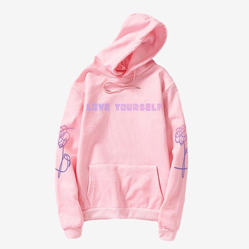 Kpop Love Yourself Sweatshirt,