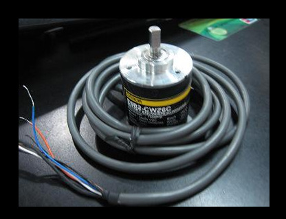 Rotary encoder E6H-CWZ5B 100P/R 1000P/R 1024P/R 2000P/R e6hz cwz6c 1024p r rotation rotary encoder new in box
