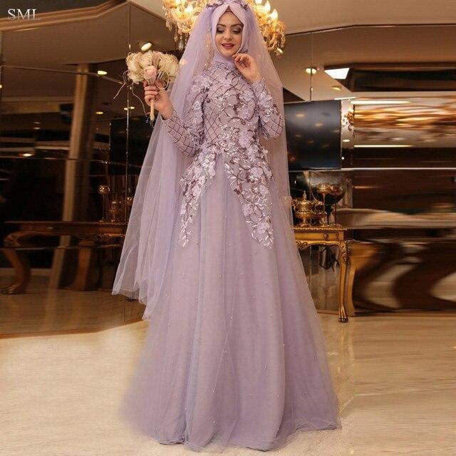 Model robe soiree hijab 2017
