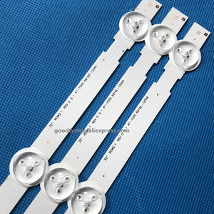 Image 3 - 3pcs LED strip 7led for LG 32LN575S  32LN540S 32LN5408 32LN613V LC320DXE